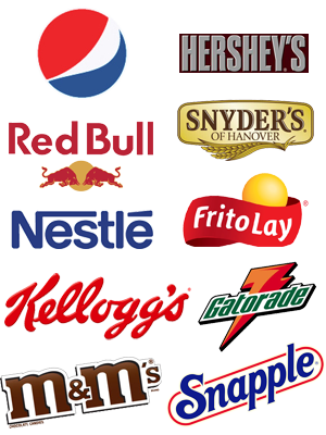 ... of vector food brand logos fastfood and beverages logos for your